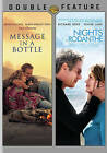 Message in a Bottle/Nights in Rodanthe (DVD, 2014, 2-Disc Set)