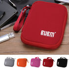 BUBM Large Storage bag Cable Organizer travel bag for USB Cables Flash Drive