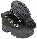 LABO Men's Winter Snow Work Boots Shoes Waterproof Insulated