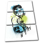 Zayn Malik 1D Pop Grunge Urban Musical TREBLE CANVAS WALL ART Picture Print