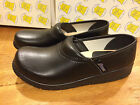 AM TOFFELN SWEDISH CLOGS DENNY'S of London SHOES WORK NEW DK 03 Danish Shoe Blk