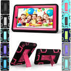 Shockproof Hybrid Rugged Hard Case Cover For Amazon Kindle Fire 7 2015 2016 5Gen