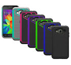 Hybrid Armor Dual Layer Defender Protective Cover Cases For Samsung Galaxy Sky