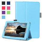 New Leather Flip Defense Kickstand Smart Case For Amazon Kindle Fire 7 2015 2016