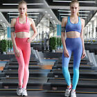 Womens SEXY Sports Workout Gym Fitness Jeggings Leggings Pants Athletic Clothes