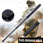 UK Men 25 Inch Rubber Professional Outdoor Tool Retractable Telescopic Stick