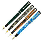 Conklin Duragraph Fountain Pen - 4 Styles, Choice of Nib Sizes