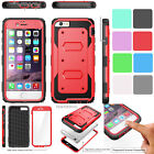 Heavy Duty Rugged Shockproof Cover Full Body Protective Case For iPhone 7 7 Plus