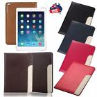 "iPad Pro 97"" 9.7"" iPad Mini 4 Luxury Leather Cover Smart Soft Case"