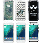 For Google Pixel/ Pixel XL Soft Protective Silicone Stand Matte Case Cover