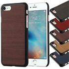 Hard Cover Slim Case für APPLE SAMSUNG SONY in HOLZ-OPTIK Vintage Bumper Cover