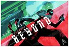 Star Trek Beyond Hi-Res Movie Poster Giclee Special Edition Red