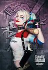 Suicide Squad Hi-Res Movie Poster Giclee Print Harley Quinn