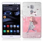(300+ Phone Model) Patterned Soft Clear TPU Rubber Back Skin Silicone Case Cover