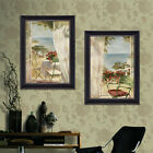 HD Print a series of flowers home wall art canvas decor oil painting unframed