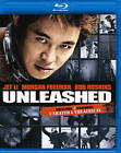 Unleashed Blu-ray - Jet Li, Morgan Freeman - Unrated and Theatrical Versions