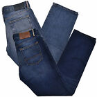 Tommy Hilfiger Mens Jeans Classic Fit Straight Leg Denim Stonewashed Blue Pants