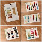 Berisfords Colour Shade Swatch Ribbon Cards