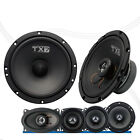 "4""/5""/6""/6.5""inch Car Coaxial Speaker Full Range Audio Stereo Woofer Loudspeaker"