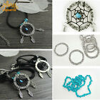 1X Popular Women Fashion Jewelry Dream Catcher Pendant Chain Necklace Retro Gift