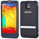 Power Battery Pack Leather Case Cover for Samsung Galaxy Note 3 III N9000 i9006