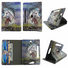 Folio Case For Universal RCA Voyager 7 inch Tablet Card Cash Slots Cover