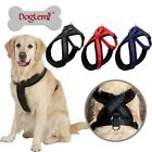 Doglemi Soft Comfort Fleece Padded Large Dog Harness Pet Walking Harness