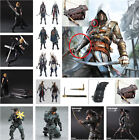 Assassin's Creed Metal Gear Solid Snake Lara Croft Pvc Action Figure Toy Gift