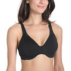 Women's Full Figure Non Padded Underwire Minimizer Bra