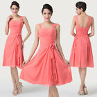 Summer Short Mini Prom Formal Evening Party Ball Gown Bridesmaid Cocktail Dress