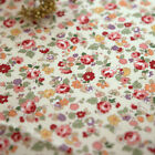 Cotton Fabirc Edge flower by the yards 44* Cozy Edge flower
