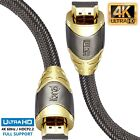Best Hdtvs - NEW Premium HDMI Cable v2.0 High Speed Gold Review