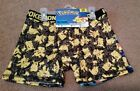 Boy's Pokemon Boxer Briefs 2-pair Pikachu Charmander Squirtle Sizes 6 or 8 NEW