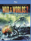 War Of The Worlds 2 The Next Wave 2010  Blu Ray DVD Watched Only Once