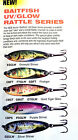 1/24 oz KASTMASTER BAITFISH SERIES TROUT CRAPPIE WALLEYE FISHING SPOON LURE