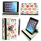 Folio Stand Leather Case Cover For Various Amazon Kindle Fire 7,8,10 inch Tablet