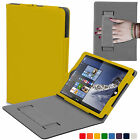 Forefront Cases® Leather Strap Smart Case Cover Sleeve for Linx 810 / 820