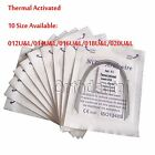 100 PCS Dental Orthodontic Heat Thermal Activated Round Niti Archwire Ovoid Form