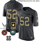 NEW Ray Lewis Baltimore Ravens Mens Grey Salute to Service Military Camo Jersey