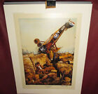 MUD IN YOUR EYE by James Dietz Signed Numbered Limited Edition WWI Army Aviation