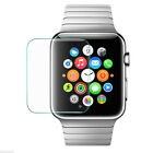 2X Tempered Glass Screen Protector Guard Shield Saver For Apple Watch 38 & 42 mm