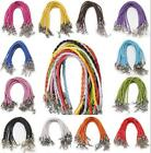Wholesale Lots 10pcs Leather Rope Bracelet Braided Cuff Bangle Many Colors New