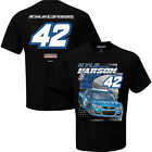 2017 KYLE LARSON #42 CREDIT ONE SPOILER BLACK SHORT SLEEVE TEE SHIRT