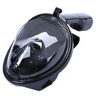 Full Face Scuba Diving Mask Snorkel Swimming Goggles Breathing Underwater Tools