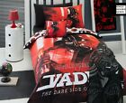 Star Wars Darth Vader Dark Side of the Force Quilt Cover Single, Double, Queen $44.95 AUD
