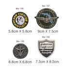 Embroidered Patchs Sew On Badge Bag Fancy Dress Applique DIY Mark-15