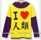 New NO GAME NO LIFE Cosplay Sora Tee T-Shirt Long sleeved clothing