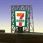Miller Engineering 338910 N Z 7 Eleven Animated Rooftop Billboard Small