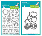 Lawn Fawn Stamps OR Die Set - Out of This World (LF1330 Stamps) OR (LF1331 Dies)