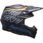 Bell Moto-9 Flex Fasthouse Day In The Dirt - MX/Motorcycle Helmet - New Product!